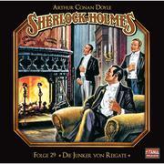 Sherlock Holmes - Die geheimen Fälle des Meisterdetektivs, Folge 29: Die Junker von Reigate