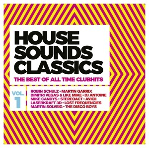 House Sounds Classics-The Be