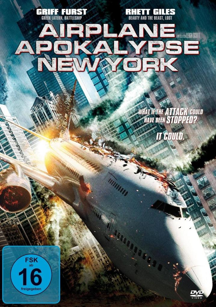Airplane Apokalypse New York