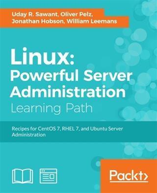 Linux: Powerful Server Administration als eBook...
