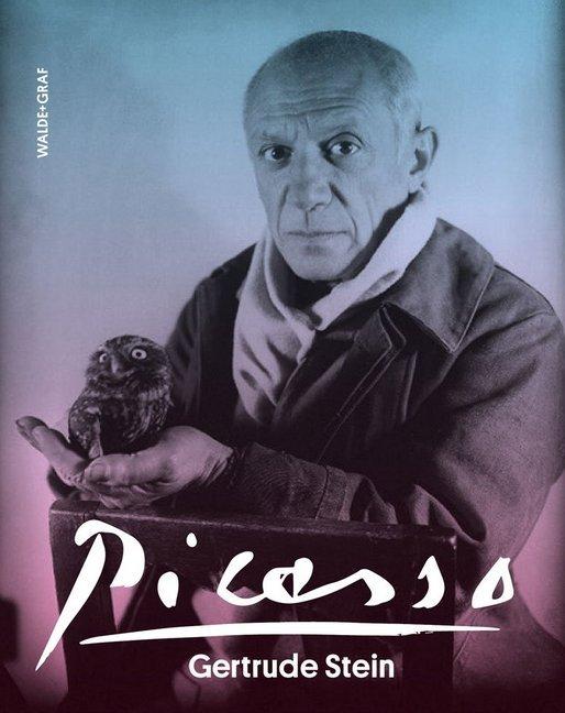 Picasso als Buch von Gertrude Stein