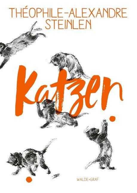 Katzen als Buch von