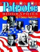 Patriotic Biographies (Paperback)