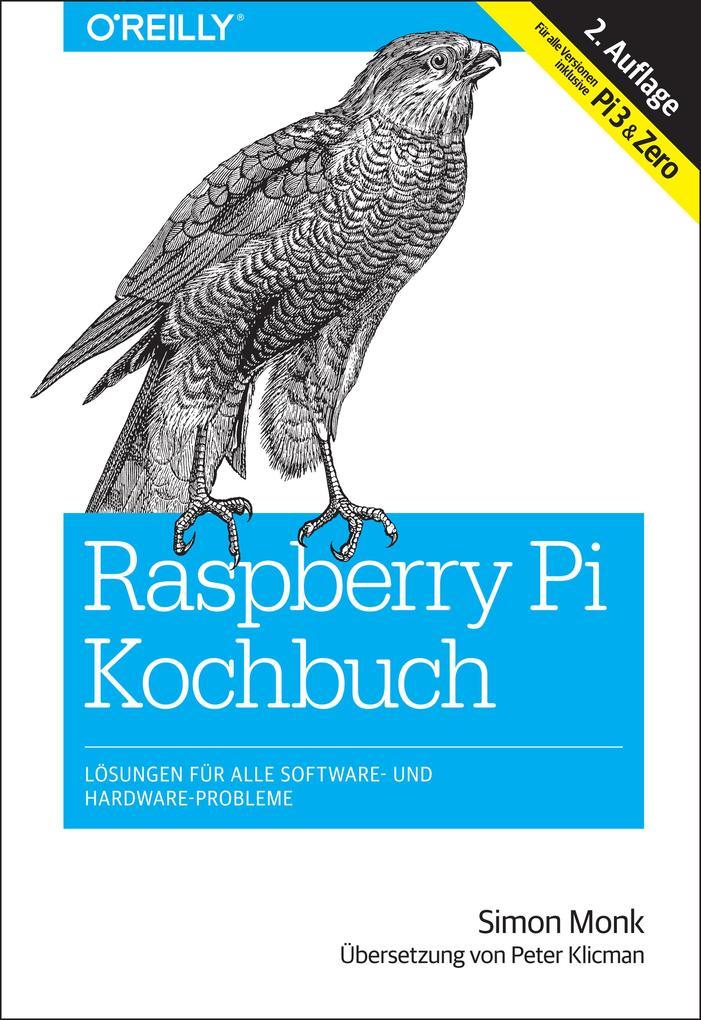 Raspberry-Pi-Kochbuch als eBook Download von Si...