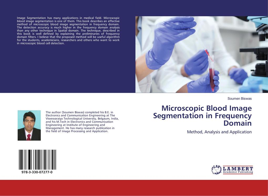 Microscopic Blood Image Segmentation in Frequen...