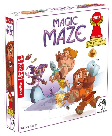 Magic Maze als Spielwaren