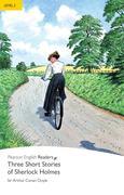 Three Short Stories of Sherlock Holmes - Leichte Englisch-Lektüre (A2)