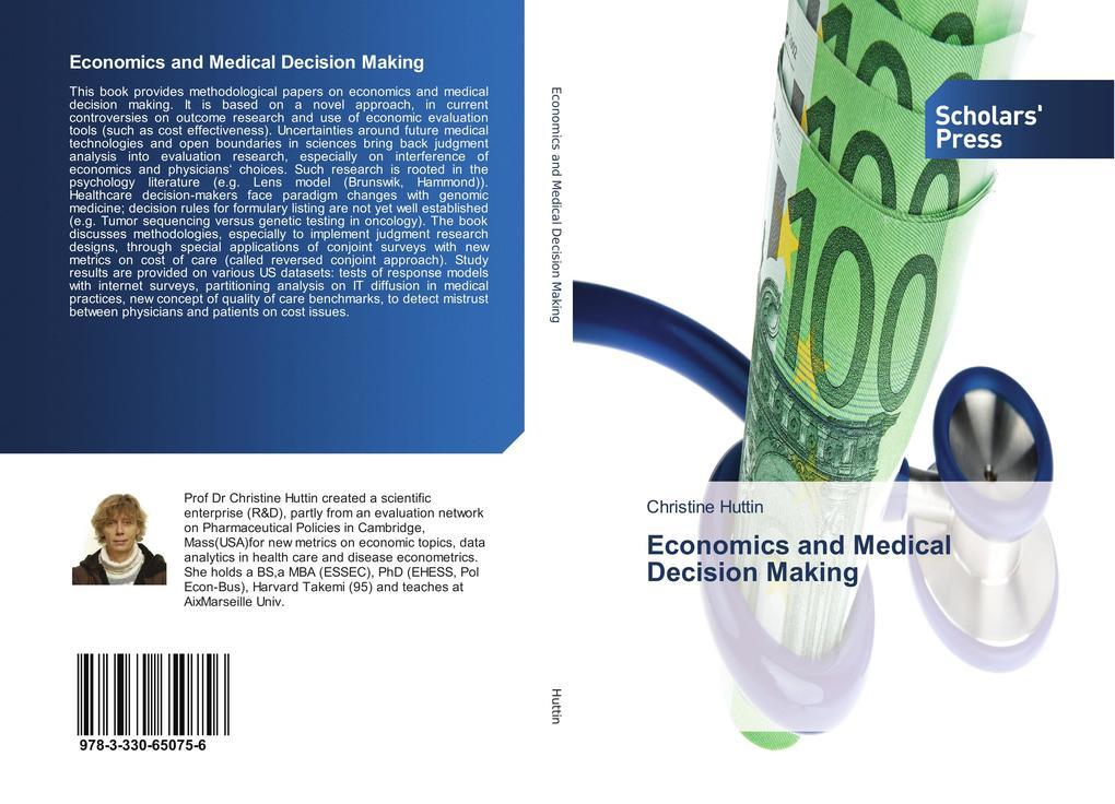 Economics and Medical Decision Making als Buch ...