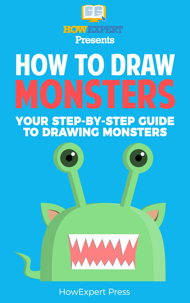 How To Draw a Monster als eBook Download von