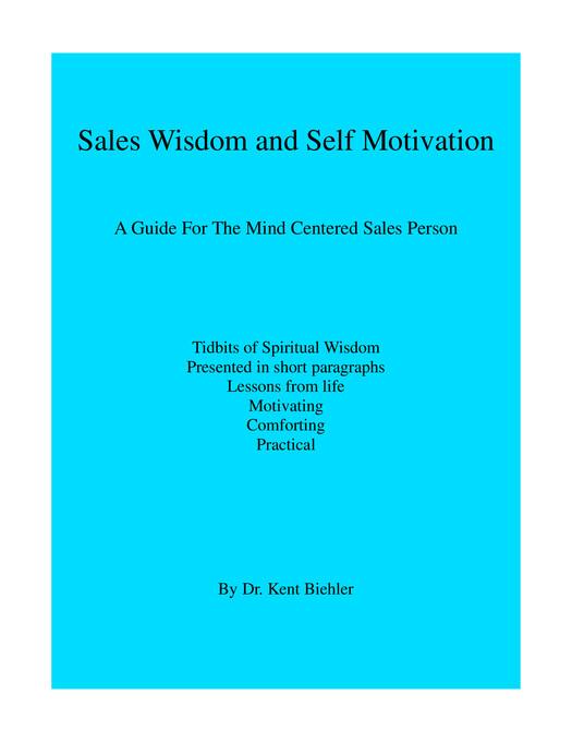 Sales Wisdom and Self Motivation als eBook Down...