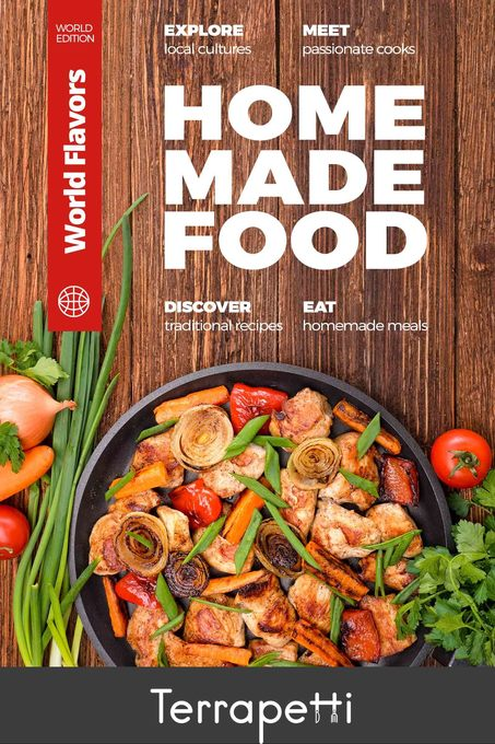 Homemade Food: World Flavors als eBook Download...