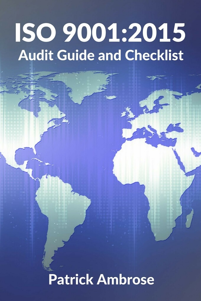 ISO 9001:2015 Audit Guide and Checklist als eBo...