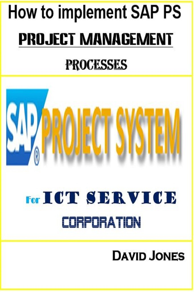 How to Implement SAP PS- Project Management Pro...