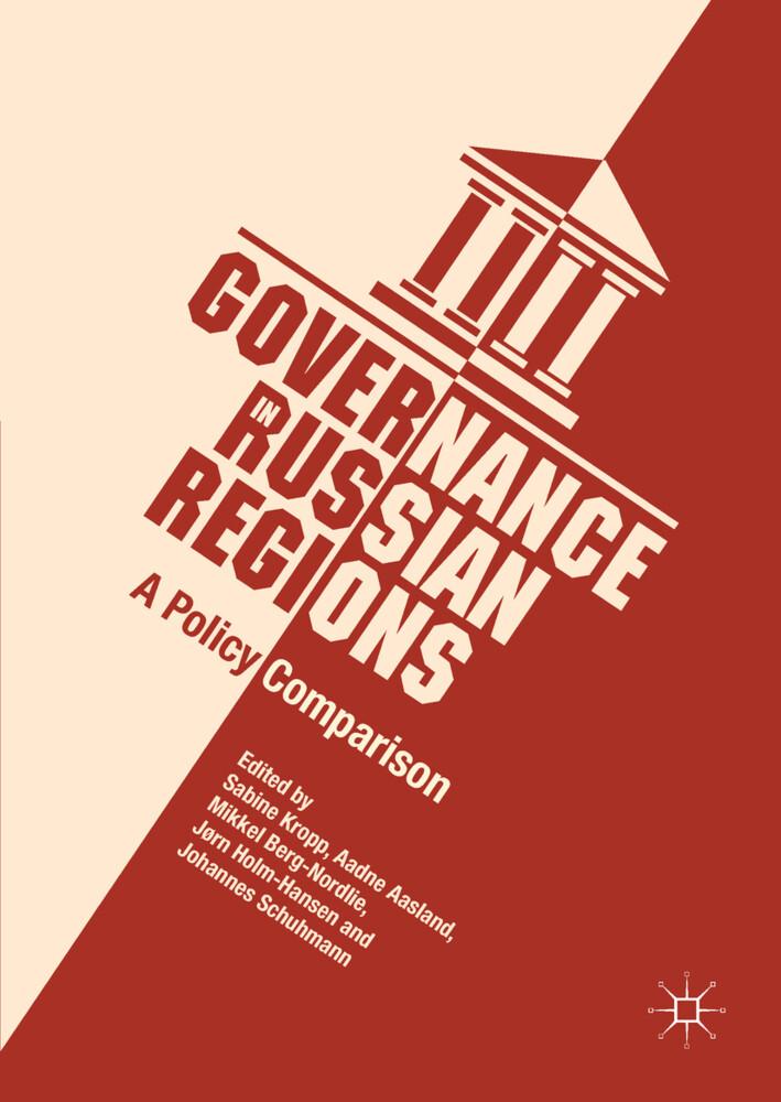 Governance in Russian Regions als Buch von