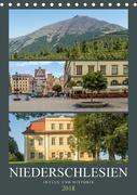NIEDERSCHLESIEN Idylle und Historie (Tischkalender 2018 DIN A5 hoch) Dieser erfolgreiche Kalender wurde dieses Jahr mit gleichen Bildern und aktualisiertem Kalendarium wiederveröffentlicht.