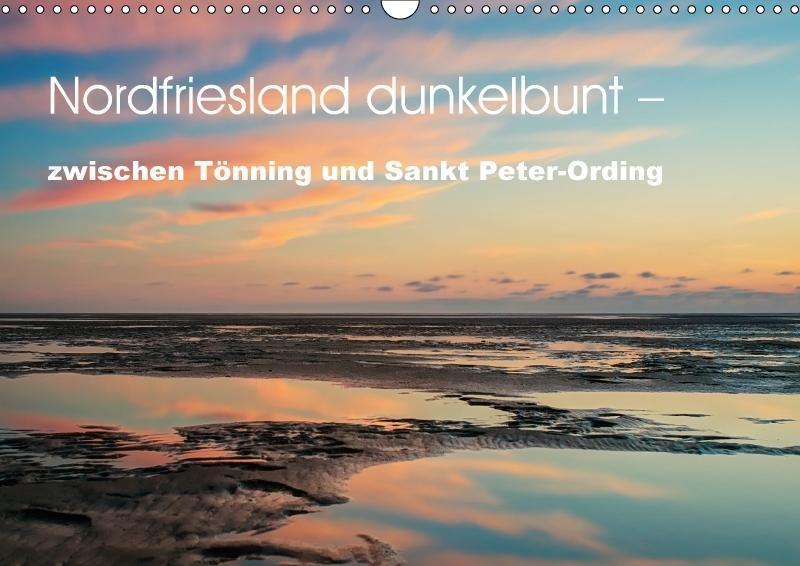 Nordfriesland dunkelbunt - zwischen Tönning und...