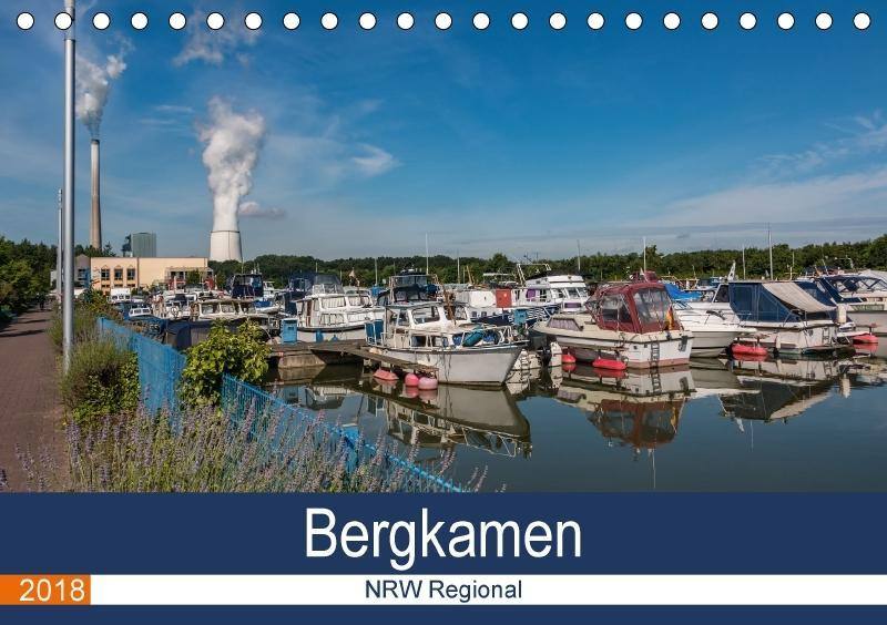 Bergkamen NRW Regional (Tischkalender 2018 DIN ...