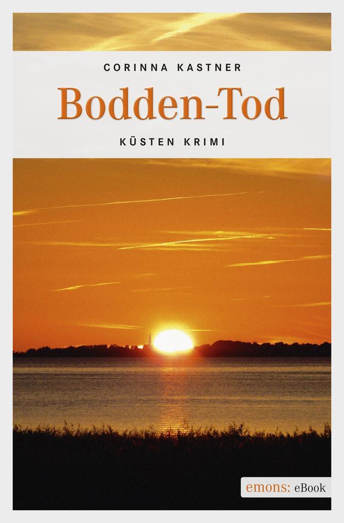 Bodden-Tod als eBook Download von Corinna Kastner