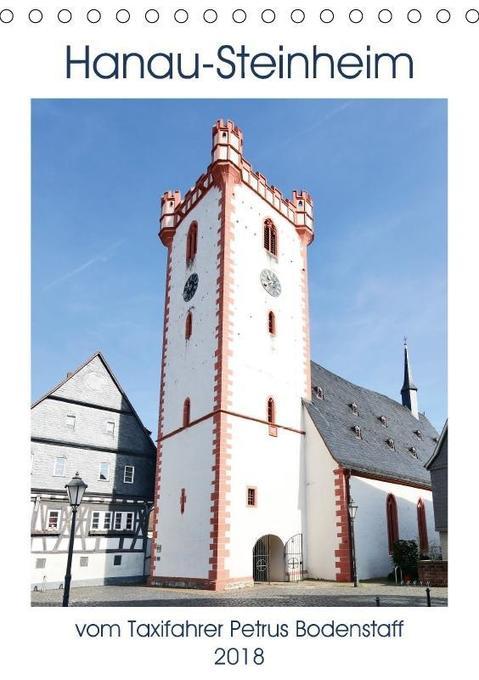 Hanau-Steinheim vom Taxifahrer Petrus Bodenstaf...