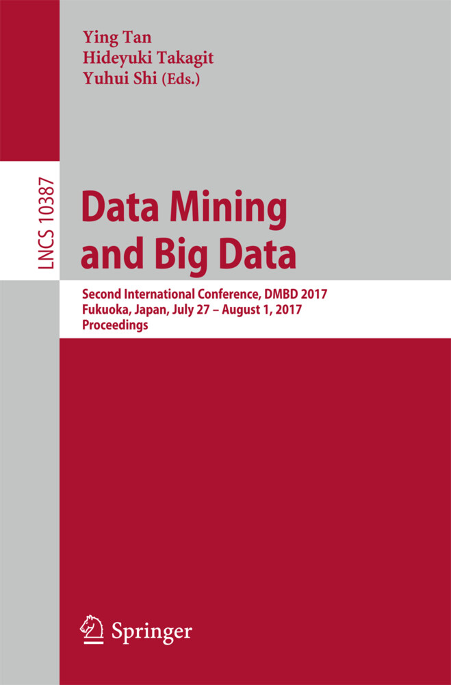 Data Mining and Big Data als Buch von