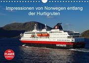 Impressionen von Norwegen entlang der Hurtigruten (Wandkalender 2018 DIN A4 quer) Dieser erfolgreiche Kalender wurde dieses Jahr mit gleichen Bildern und aktualisiertem Kalendarium wiederveröffentlicht.