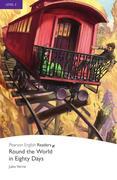 Round the World in Eigthy Days - Englisch-Lektüre für Fortgeschrittene ab B2