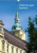 Oldenburger Spitzen (Wandkalender 2018 DIN A3 hoch) Dieser erfolgreiche Kalender wurde dieses Jahr mit gleichen Bildern und aktualisiertem Kalendarium wiederveröffentlicht.