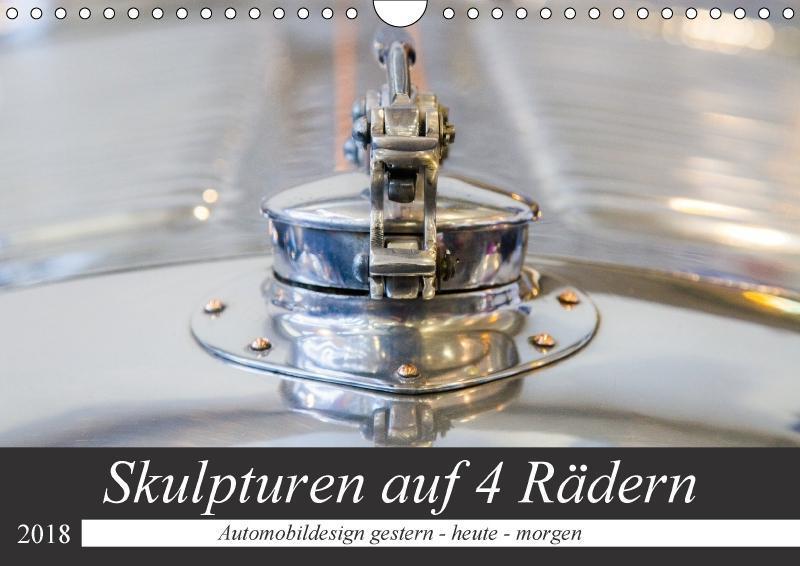 Skulpturen auf 4 Rädern - Automobildesign geste...