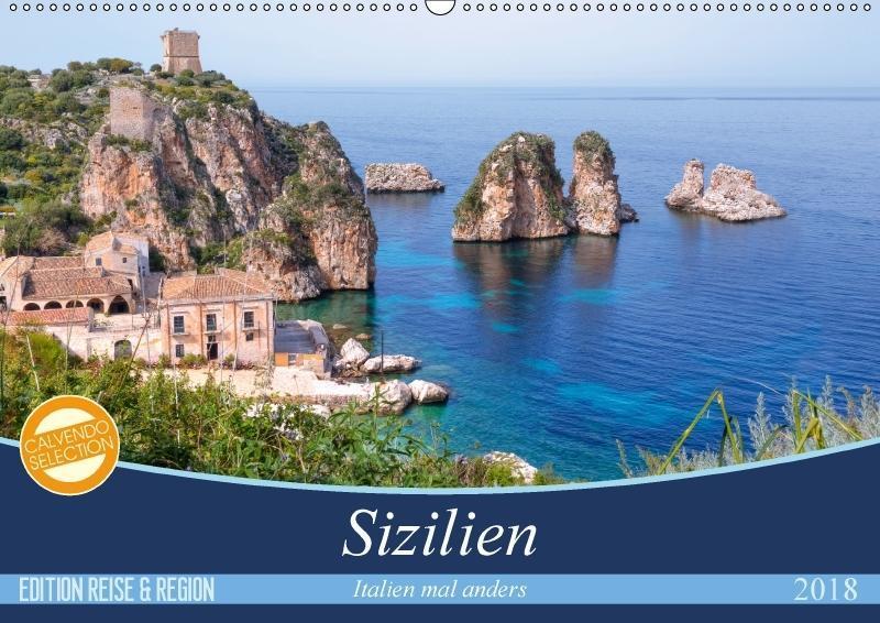 Sizilien - Italien mal anders (Wandkalender 201...