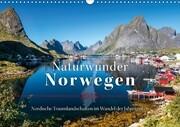 Naturwunder Norwegen (Wandkalender 2018 DIN A3 quer)