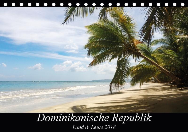 Dominikanische Republik Land & Leute (Tischkale...