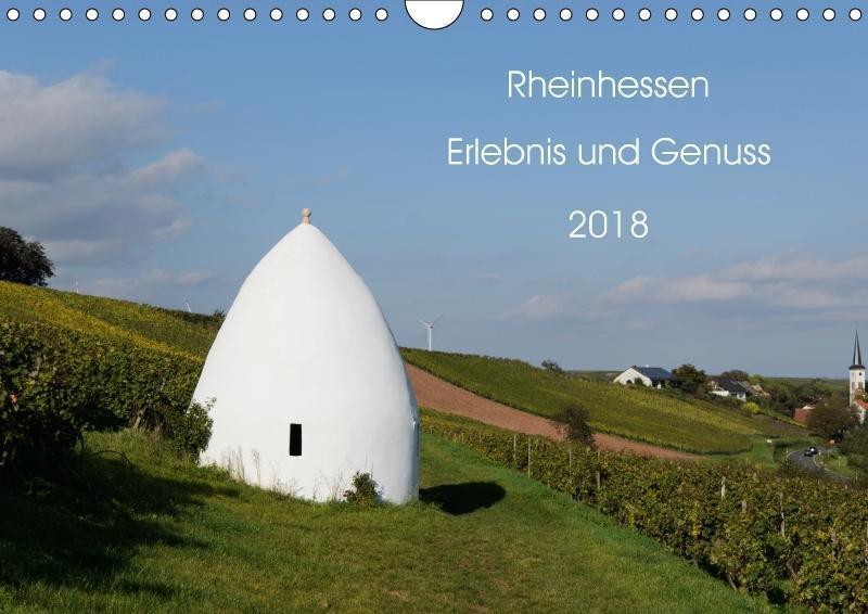 Rheinhessen - Erlebnis und Genuss (Wandkalender...