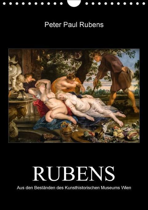 Peter Paul Rubens - Rubens (Wandkalender 2018 D...
