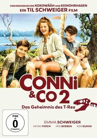 Conni & Co 2 - Das Geheimnis des T-Rex - DVD als DVD
