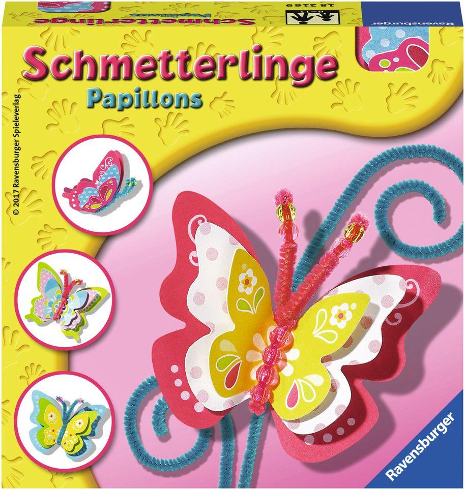 Ravensburger Spiel - Malen und Basteln - Schmet...