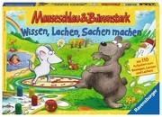 Ravensburger 212989 - Mauseschlau & Bärenstark: Wissen, Lachen, Sachen machen