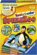 Ravensburger 212699 - Kunterbunter Spielezoo - Meine ersten Spiele