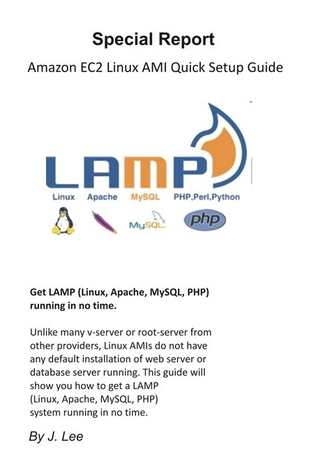Amazon EC2 Linux AMI Quick Setup Guide als eBoo...