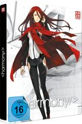 Project Itoh Trilogie Teil 2: Harmony - Steelbook [DVD und Blu-ray Collector's Edition]