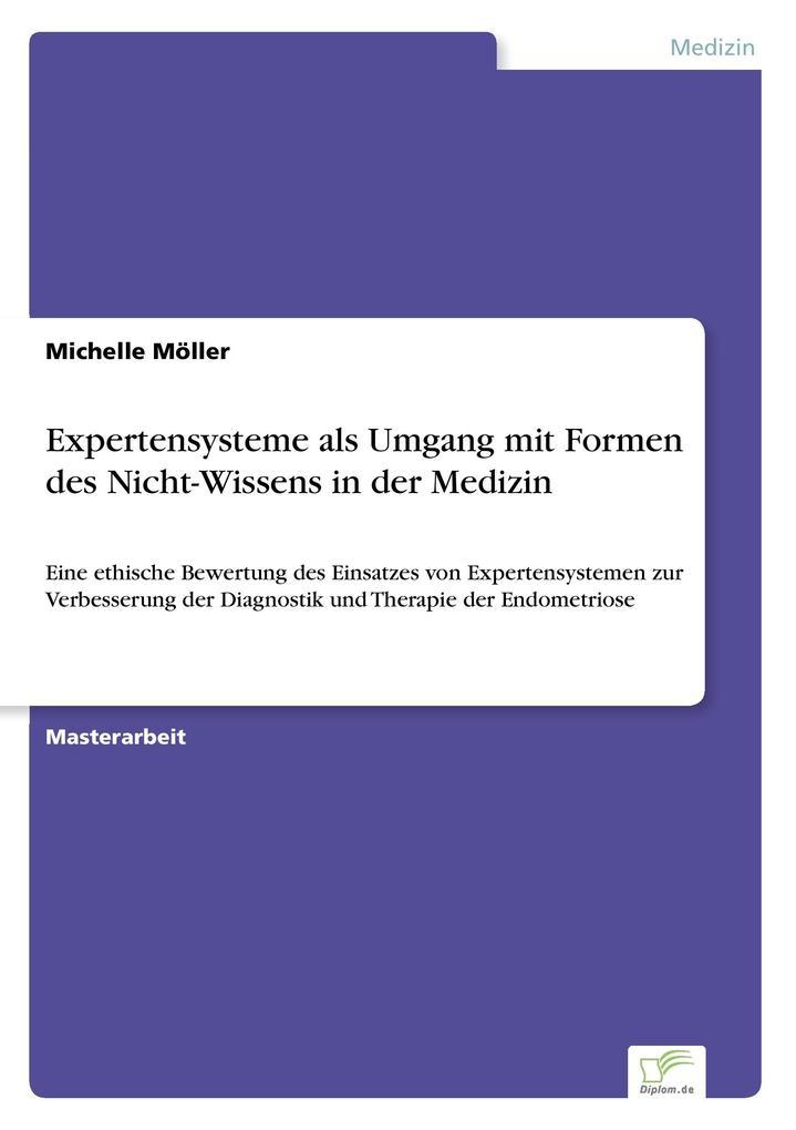 Expertensysteme als Umgang mit Formen des Nicht...