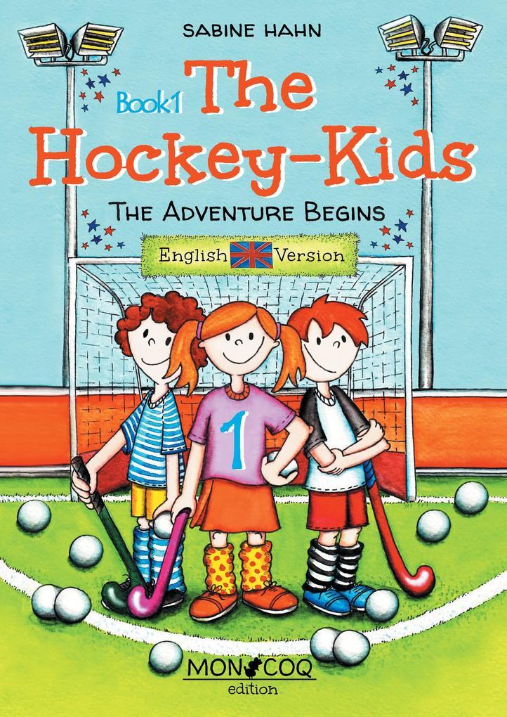 The Hockey-Kids als Buch