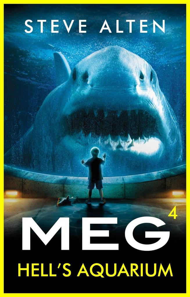 MEG: Hell´s Aquarium als eBook Download von Ste...