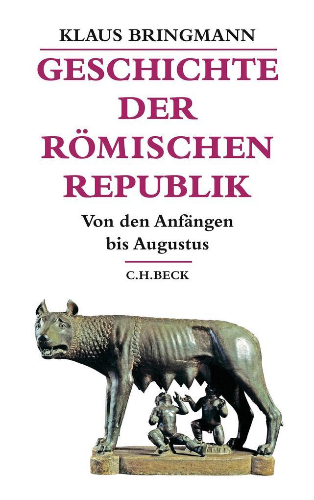 Geschichte der römischen Republik als Buch (gebunden)