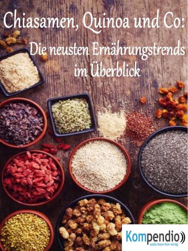 Chiasamen, Quinoa und Co: als eBook