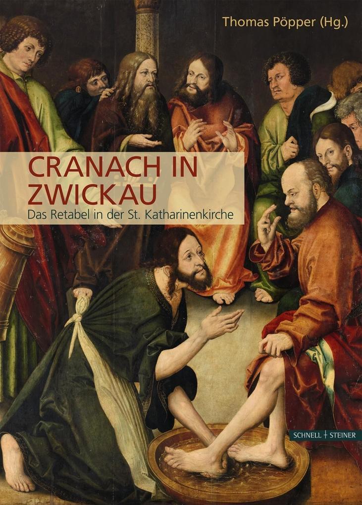 Cranach in Zwickau als Buch von