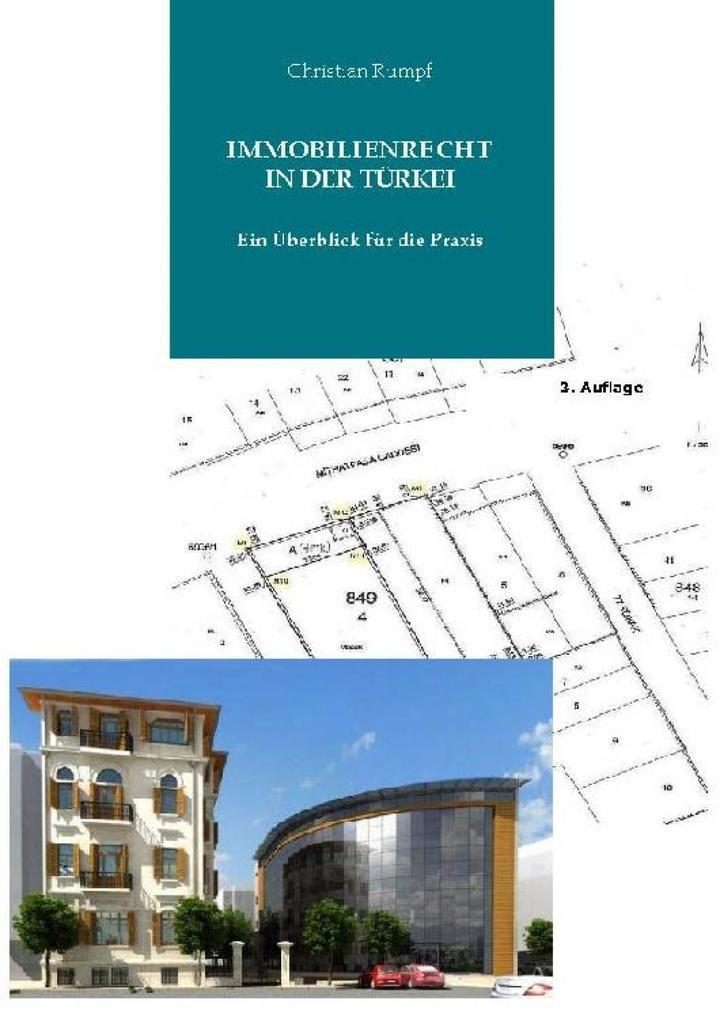 Immobilienrecht der Türkei als eBook