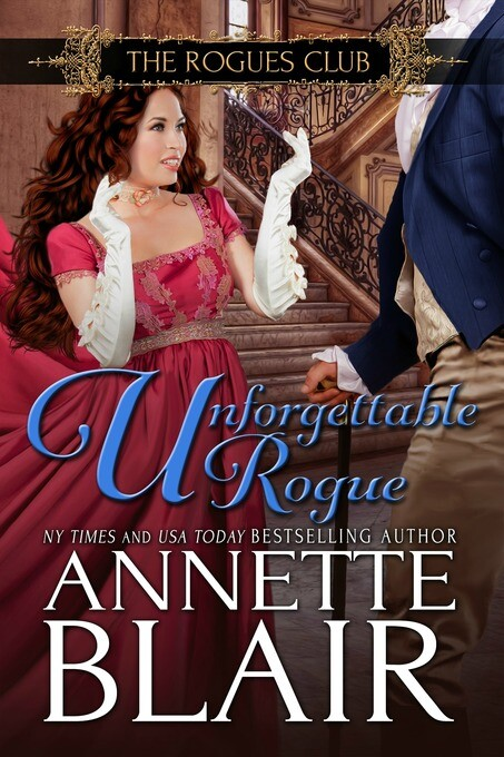 Unforgettable Rogue, (The Rogues Club: Book Two...