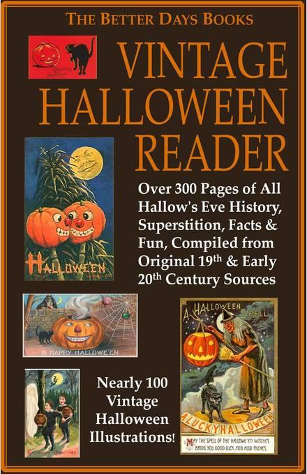 The Better Days Books Vintage Halloween Reader ...