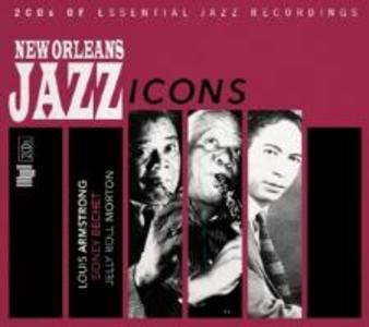 New Orleans Jazz Icons