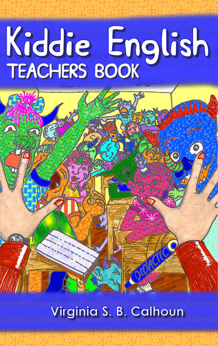 Kiddie English: Teachers Book als eBook Downloa...